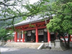 Kurama Honden