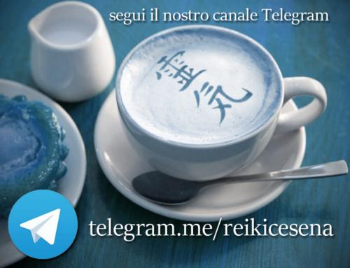 Resta aggiornato con il nostro canale Telegram