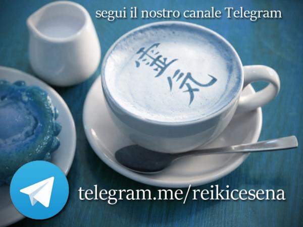Segui Reiki Cesena su Telegram